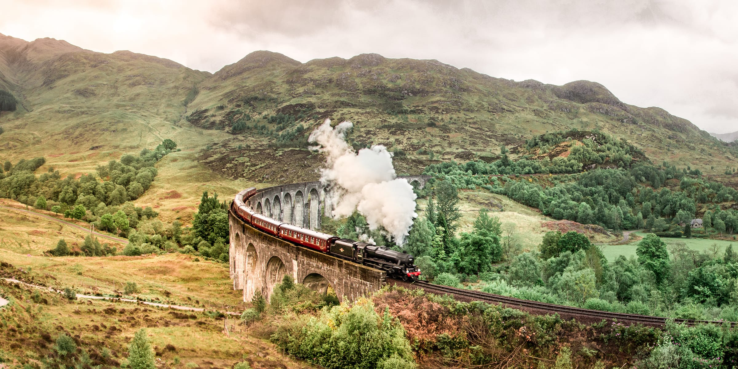 The Greatest Railway Journeys In The World